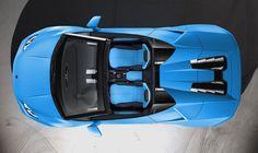 2017 Lamborghini Huracán Spyder 6 600x356 Meet The Topless, Tantalizing Lamborghini Huracán Spyder