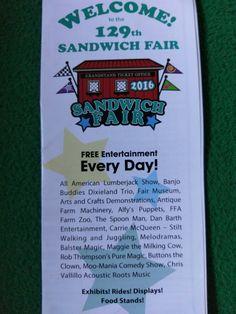 Sandwich,Illinois Fair