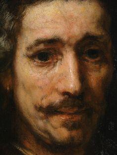 Rembrandt detalhe