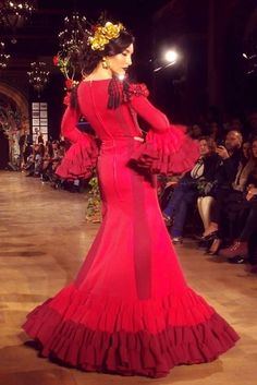 Traje de Flamenca - Eloy-Enamorado - We-Love-Flamenco-2016