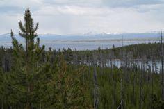 Yellowstone Lake, Yellowstone National Park, WY