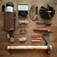 "1,416 Likes, 10 Comments - Greg (@scablands_bushcraft) on Instagram: ""#bushcraft #survival #woodsman #friluftsliv #flatlay #flatlaytoday #wildernessculture #gear…"""