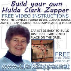 Build a Hulda Clark Pet Zappicator at:  http://positiveoffset.com/pet-zappicator.html | Hulda Clark Zapper |  Pinterest |…
