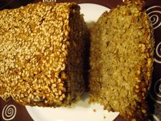 This is an amazing Gluten Free, Egg Free Bread! Gluten Free Sprouted Bread, Sprouted Bread Recipe, Sans Gluten Vegan, Vegan Bread, Gluten Free Baking, Gluten Free Recipes, Bread Recipes, Whole Food Recipes, Celiac Recipes