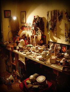 Stephanie Brouwers - messy studio