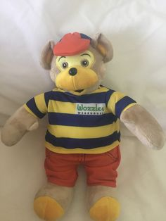 We take your design and create a custom made teddy bear.  A unique and memorable corporate marketing mascot or for charity fundraising.