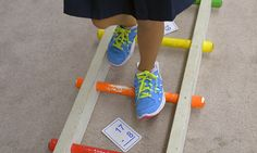 """The schools where they never say """"sit still"""": An education initiative in South Carolina relies on exercise and movement to make students better learners"""