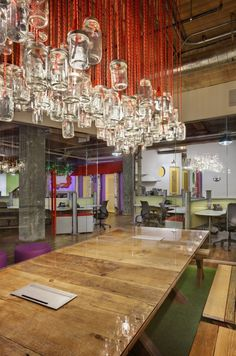 Inside Red Frog Events Chicago Offices