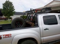 Chase Truck Rack