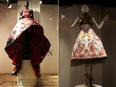 Alexander McQueen Autumn/Winter 2008-09 - Google Search