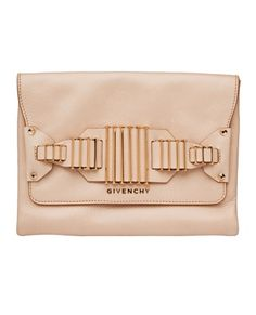 Bahia clutch in beige from Givenchy