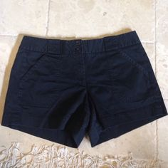 White House Black Market shorts Black shorts. Excellent condition. No trades, no PayPal White House Black Market Shorts