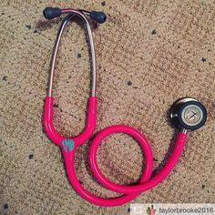 Nurse Stethoscope Monogram by SLMonograms on Etsy https://www.etsy.com/listing/252400748/nurse-stethoscope-monogram