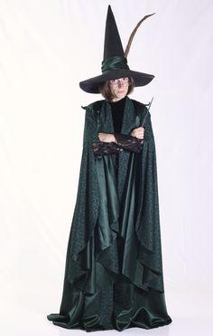 Custom Minerva McGonagall Costume -