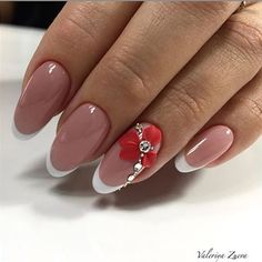 """1,233 kedvelés, 8 hozzászólás – [70k] Идеи для маникюра  Nail (@manicure_nail_club) Instagram-hozzászólása: """"_ Уроки маникюра @runogti _ Автор @gallerynail.kms"""""""