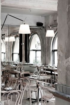 The Apollo Restaurant, Sydney by George Livissianis   Yellowtrace.