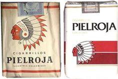 cigarrillos pielroja se renuevan.