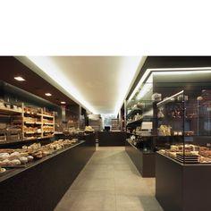 :: PUUR interieurarchitecten - bakkerij Van Opstal::