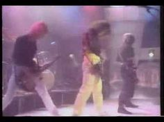 Def Leppard - Too late For Love - YouTube