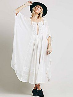 Flowy easy access dress  Love Me Leave Me Maxi