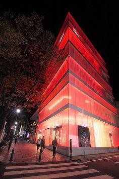 Dior Omotesando by SANAA, Tokyo