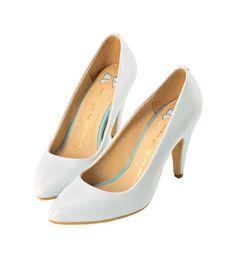 Grace giftGrace gift 官方購物網站 - 果汁牛奶漆皮尖頭高跟鞋