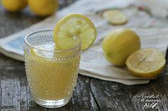 Limonata frizzante tipo Lemonsoda | I pasticci di mamma Alex