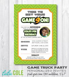 229 Best Game Truck Party Images Game Truck Party Xbox Party
