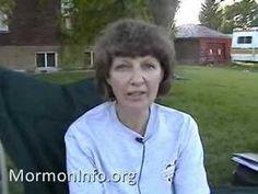 Lana Larsen's Testimony Out of Mormonism into Christianity