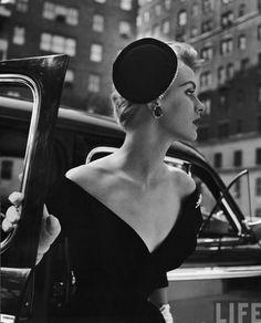 By Nina Leen, NY,1953