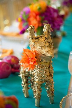 Mexican Fiesta via Kara's Party Ideas KarasPartyIdeas.com Tutorials, cake, decor, printables, desserts, and more! #mexicanfiesta #fiesta #latinbirthdayparty #karaspartyideas (26)