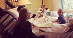 Joey Rory�s family gathers around Joey�s hospital bed, reminiscing about sweeter days