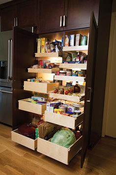 Pull Out Shelving Pantry Solutions Pantry Shelving, Kitchen Pantry Storage, Storage  Shelving, Kitchen