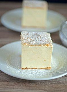 Krempita - Croatian custard dessert