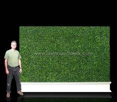 Outdoor Artificial Boxwood Mat Foliage - Faux Boxwood Mat