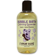 67067a6a31c Little Twig Bubble Bath Calming Lavender, 8.5 oz