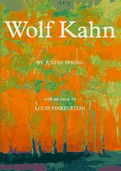 Famous Artist Wolf Kahn - Bing Images