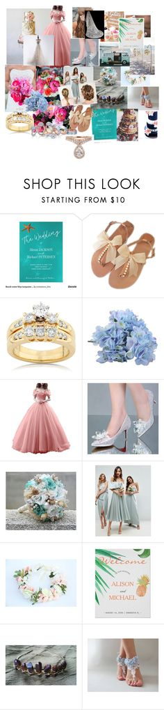 """""""Untitled #627"""" by libbyadams268 ❤ liked on Polyvore featuring Mustard Seed, Kobelli, Verragio and ASOS"""