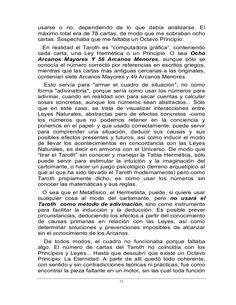 17 Esta es la Tabla Máxima Hiperbórea. La he dispuesto como contratapa en el libro para su fácil manejo, con los colores q...