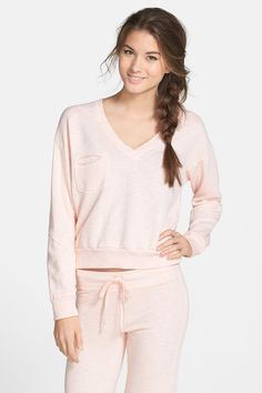 HARD TAIL - V-Neck Sweatshirt at Nordstrom Rack. Free Shipping on orders over $100.