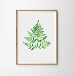 """A bit of nature and a pop of color will adorn your walls with this colorful print from Fybur! Dimensions: Measures 8"""" x 10"""". Details: Matte archival paper. Fybur is a multi-dimensional space where mag"""