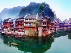 Fenghuang travel guide, Fenghuang Travel Agency, Travel to ...