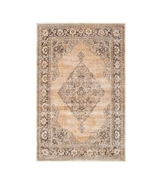 """NuLoom """"Persian Vintage Rug""""  Was $339 Now $158 The One Rug We See Everywhere—and Can't Live Without via @MyDomaine"""