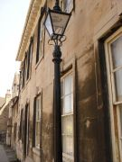 Old lamps (Stamford, Lincs)