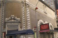 The Booth Theater is located on the south side of 45th Street, between Broadway and Eighth Avenue.Originally designed by architect Henry B. Herts in an Italian Renaissance ...