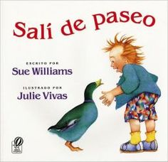 The Architect and The Artist: Learning Spanish with Children's Books {Part Two}