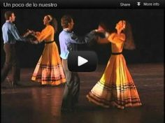 Mexican Dancing to Jewish/Israeli Music