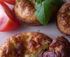 Rezept Bacon and Egg-Muffins Low Carb von Marivo - Rezept der Kategorie Backen herzhaft