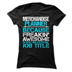 MERCHANDISE PLANNER T Shirt, Hoodie, Sweatshirt