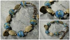 My Addictions...Handcrafted Jewelry by Patti: A Jewelry Bag - and More Donated Bracelets